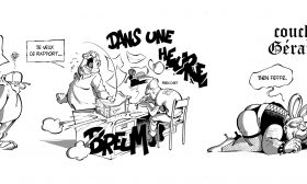 Strip – Gérard