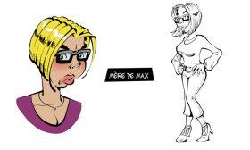 Mère de Max